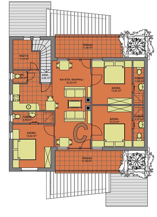 Rufus House Siofok Accomodation